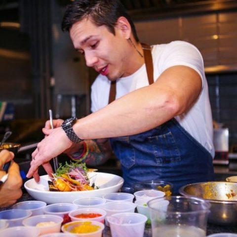 Chef Jose Luis Chavez